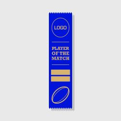 Player of the Match - Rugby League