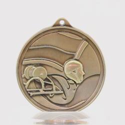 Embossed Surf Lifesaving Medal 50mm