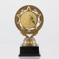 Karate Gold Torch 150mm
