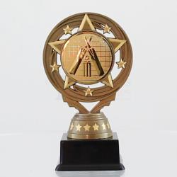 Indoor Cricket Gold Torch 150mm