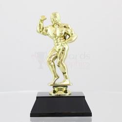 Male Bodybuilder Figurine 150mm