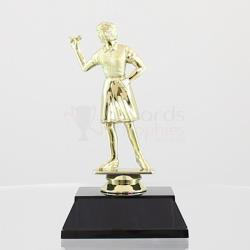 Female Darts Figurine 150mm