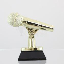 Microphone Figurine 150mm