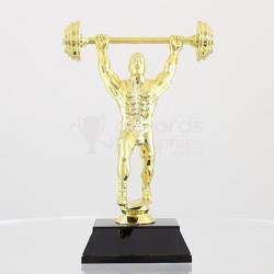 Weightlifter Figurine 200mm