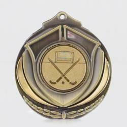 Two Tone Medal - Hockey