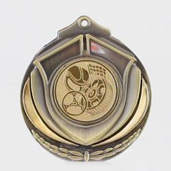 Two Tone Medal - Motorsport