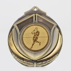 Two Tone Medal - Rugby