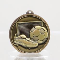 Triumph Soccer Medal 50mm