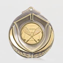 Two Tone Medal - Squash