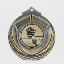 Two Tone Medal - Volleyball