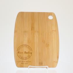 Bamboo Cutting Board Type 8