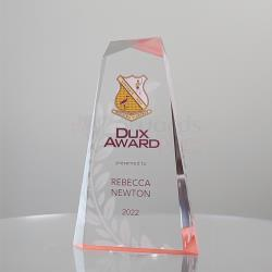 Dux Orange Acrylic 160mm