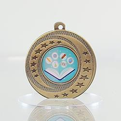 Wayfare Medal Genius - Gold 50mm
