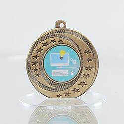 Wayfare Medal IT - Gold 50mm