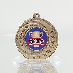 Wayfare Medal Esports - Gold 50mm