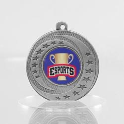 Wayfare Medal Esports - Silver 50mm