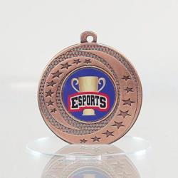 Wayfare Medal Esports - Bronze 50mm