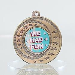 Wayfare Medal We Had Fun - Gold 50mm