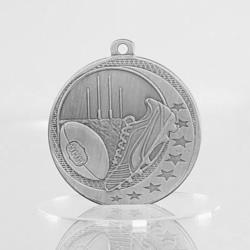 AFL Wayfare Medal Silver 50mm