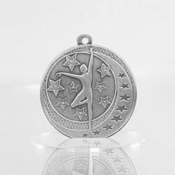 Dance Wayfare Medal Silver 50mm