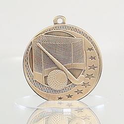 Hockey Wayfare Medal Gold 50mm
