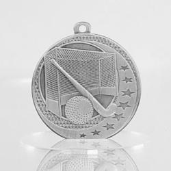 Hockey Wayfare Medal Silver 50mm
