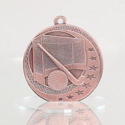 Hockey Wayfare Medal Bronze 50mm