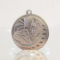 Running Wayfare Medal Gold 50mm