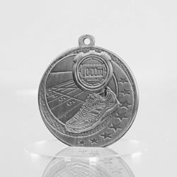 Track Wayfare Medal Silver 50mm