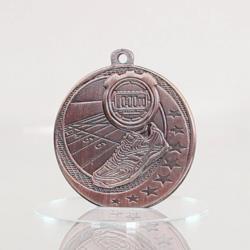 Track Wayfare Medal Bronze 50mm