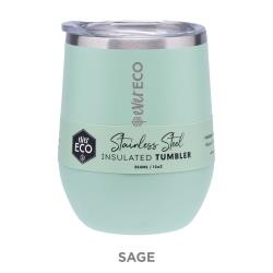Ever Eco 354ml Insulated Tumbler - Sage