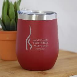 A&T INSULATED TUMBLER 330ML - MAROON
