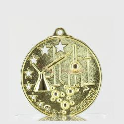 Star Science Medal Gold 50mm