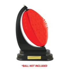 Timber Ball Holder (Rugby/AFL)