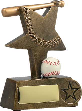 Star Baseball 100mm