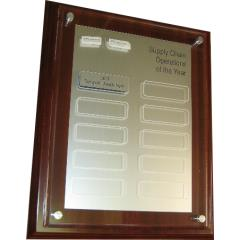 The Illusion Perpetual Plaque