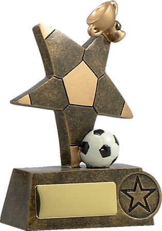 Soccer Sports Star 140mm