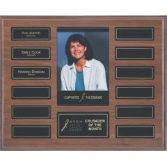 Employee of the Month Perpetual Plaque