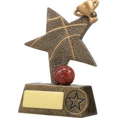 Basketball Sports Star 120mm