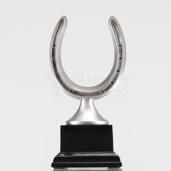 Silver Horse Shoe Award 200mm