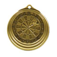 Ripple Series Darts Medal 57mm
