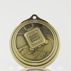 Ripple Series Track Medal 57mm