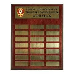 The Classic Perpetual Plaque – Large