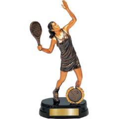 Antique Gold Tennis Female - 185mm
