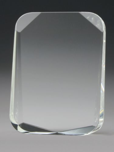 Tapered Crystal Rectangle (3 Sizes Available) Image