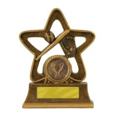 Holy Star Baseball Trophy - 110mm