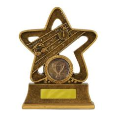 Holy Star Swimming Trophy - 145mm