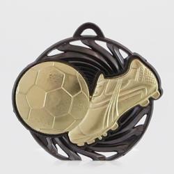 Vortex Series Soccer Medal 55mm