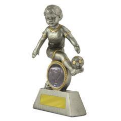 Little Tykes Female Soccer Silver 125mm