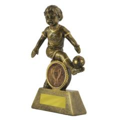 Little Tykes Female Soccer Gold 125mm